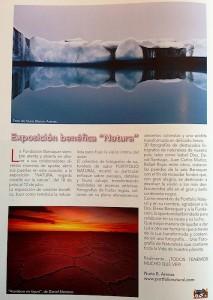 Reseña en la revista de la Fundación Barraquer.