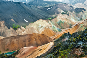Landmannalaugar, Iceland. Nuria B. Arenas©all rights reserved